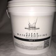 4ltr Clear Waterproofing Membrane Part 1